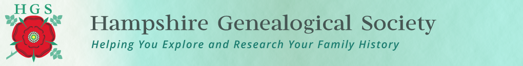 HGS Hampshire Genealogical Society