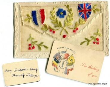 A Delightful WWI Artefact