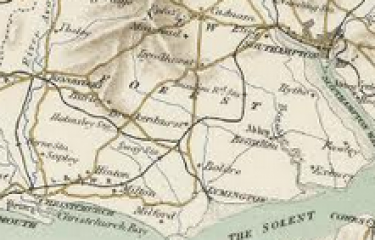 brockenhurst-old-maps-Google-Search-375x240