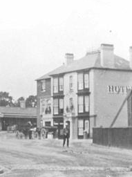 The Railway Hotel Fareham
