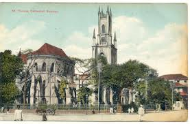 St Thomas Cathedral, Bombay