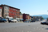 Broadway, Newburgh, New York