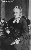 Elizabeth Bignell circa 1885