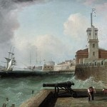Portsmouth Harbour c.1830