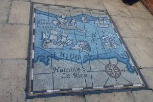Hamble Mosaic
