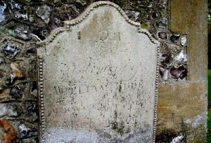 William Budd d. 12 March 1795