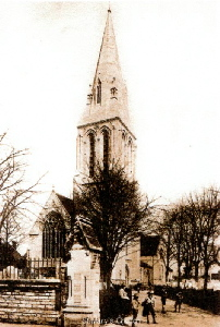 St Mary's Church early 20th Ventury